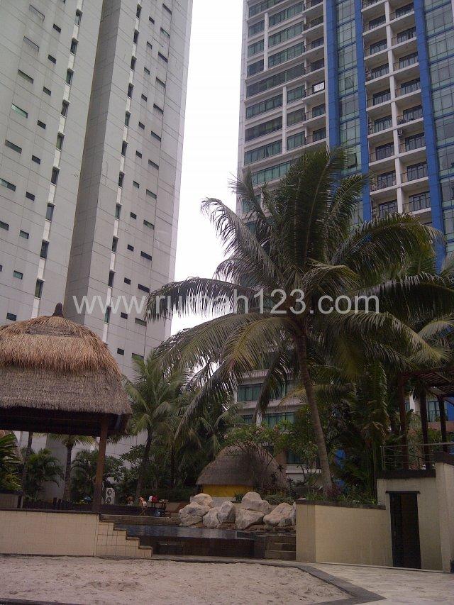 Sewa Apartement Hampton Park, Terogong, Jakarta Selatan