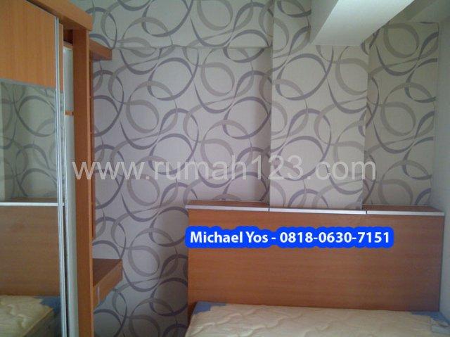 Disewa Apt Greenbay 2 Bed S-furnish View Laut 28jt/thn, Pluit, Jakarta Utara