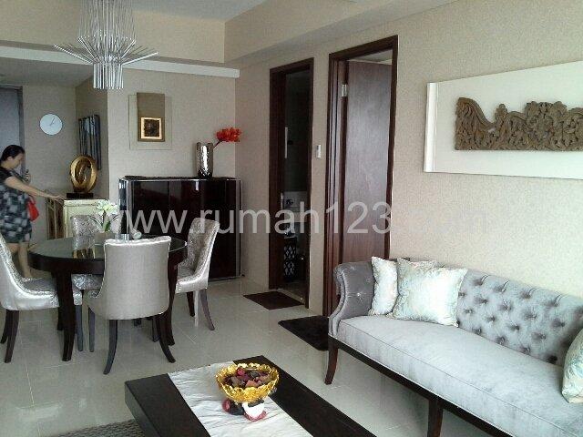 Apartemen Royal St Moritz 2 Br, Puri Indah, Jakarta Barat
