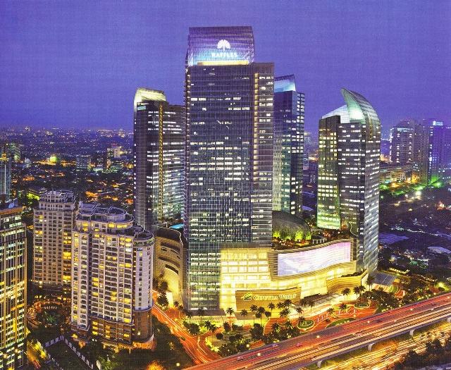 Apartemen 3 Bedroom The Residence Ciputra World 1 Kuningan, Jakarta Selatan (My Home Apartment), Kuningan, Jakarta Selatan
