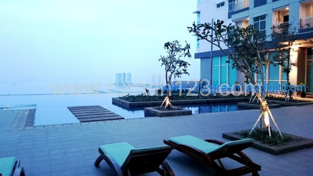 Marina Condominium 108m 3br Furnish Termurah