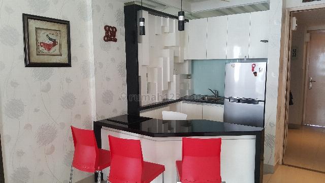 Apartemen MG Suite 2 bedroom lt 12, Gajahmada, Semarang