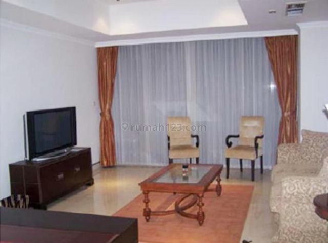 Good Apartment with Nice 3 Bedrooms at Sudirman Mansion, Sudirman, Jakarta Selatan