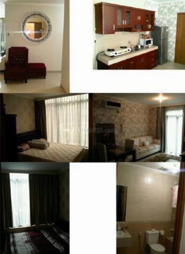Apartemen Hampston Park Tower A, Jl. Terogong Raya, Pondok Indah, Jakarta Selatan, Pondok Indah, Jakarta Selatan