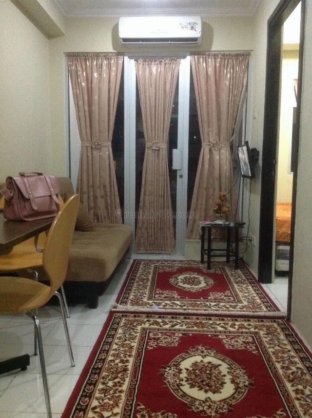 Ini-Apartemen Syariah Menyewakan Harian/Bulanan Apartemen Paragon Village 2 BR Corner, Full Furnished & Fasilitas Hotel at Lippo Karawaci, Tangerang, Karawaci, Tangerang