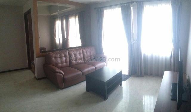 Royal Medit tipe 2+1bed 78.8m2 furnish unit khusus high floor harga investor, Tanjung Duren, Jakarta Barat