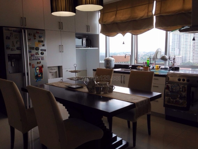 Siap Huni Apartemen Kemang Mansion 2 BR Furnished, Kemang, Jakarta Selatan