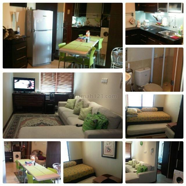 Murah Apartemen Kota Bandung Siap Huni Full Furnish, Setiabudi, Bandung