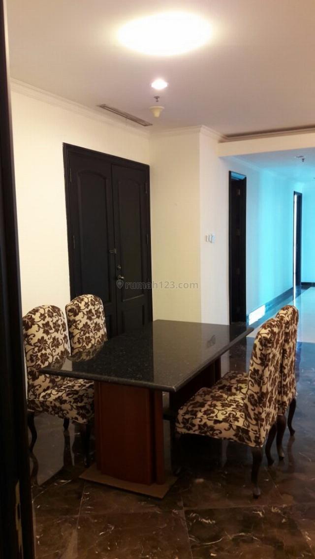 Apartemen Bellagio Mansion, Jl. Mega Kuningan, Setiabudi, Jakarta Selatan, Lokasi sangat strategis, Setiabudi, Jakarta Selatan