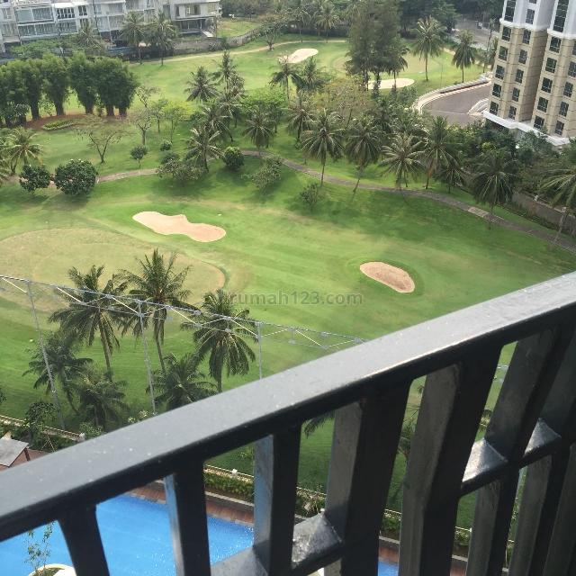 Apartemen Di The Mansion Tower Gloria View Golf, Kemayoran, Jakarta Pusat