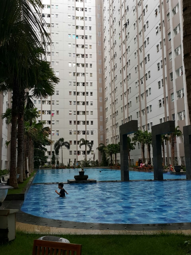 Citihome - Apartemen Educity Princeton Type 2 Br Furnished View Pool