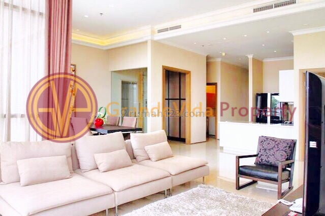 Apartemen Senopati Suites 2 Br Lantai Rendah, Fully Furnished