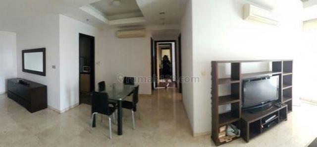 Apartemen Setiabudi Residence – 2+1 BR 99 m2 Fully Furnished, Setiabudi, Jakarta Selatan