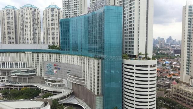 Apartemen Mediterania Garden 2 Residences Type 2BR Fully Furnished Siap Huni, Grogol, Jakarta Barat
