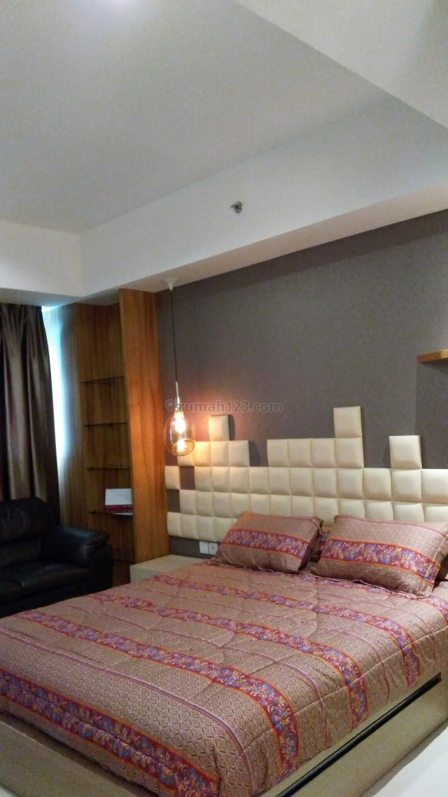 Apartemen Kemang Village Tower Intercon Studio, Kemang, Jakarta Selatan