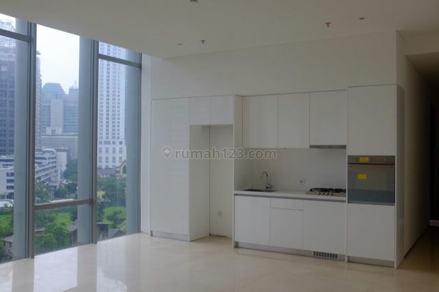 Apartement Senopati Suite. 207 m2. 3 BR. Semi Furnish, Kebayoran Baru, Jakarta Selatan
