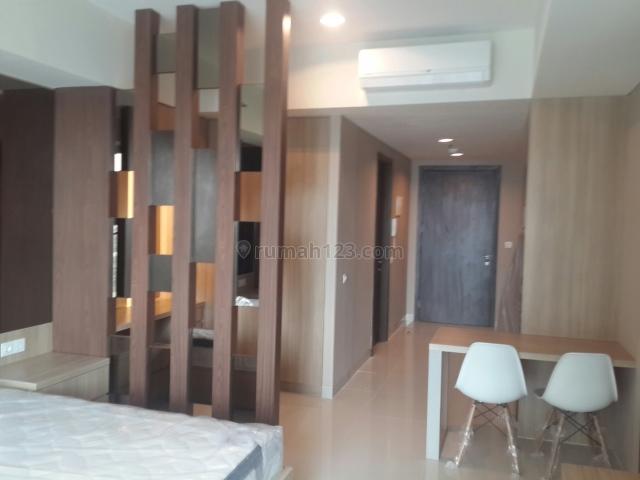 Apartment Kemang Village Tower Intercon, 43m2, B New, Furnished, Close to TB Simatupang, Kemang, Jakarta Selatan