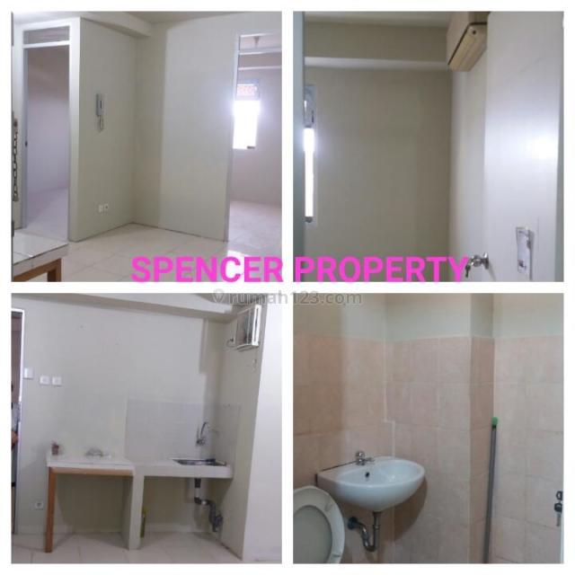 Apartemen Kelapa Gading Nias Residences Unfurnished Type 2 BR Ukuran 42 Meter, Kelapa Gading, Jakarta Utara