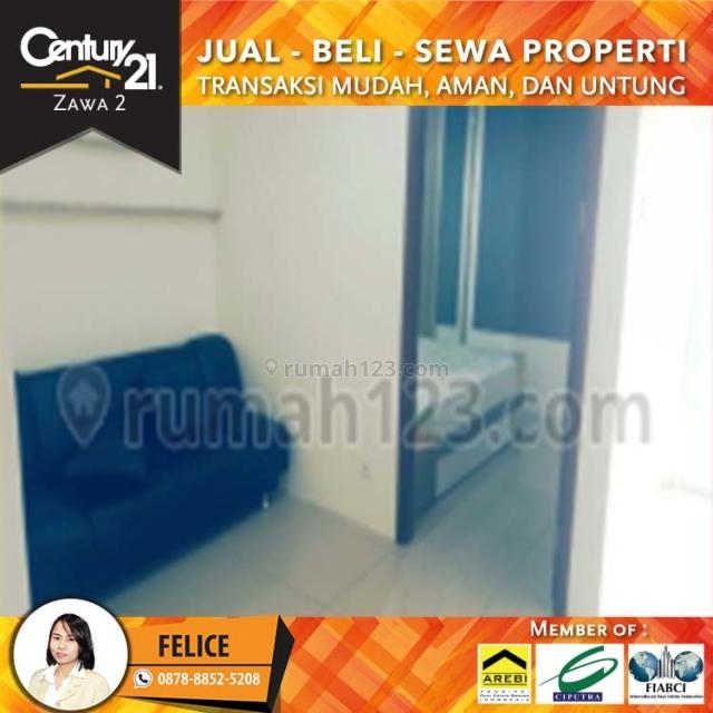 apartemen northland ancol residence 1 bed furnish, ancol, jakarta utara