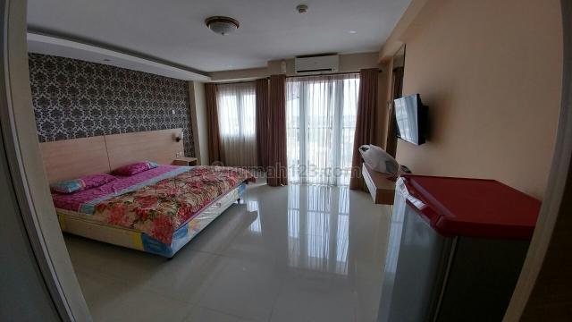 Paragon Village – Studio Jumbo, Furnished Kualitas Hotel at Lippo Karawaci, Karawaci, Tangerang