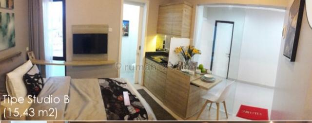 Apartemen Nyaman tipe Studio B Citra Raya, Cikupa Citra Raya, Tangerang