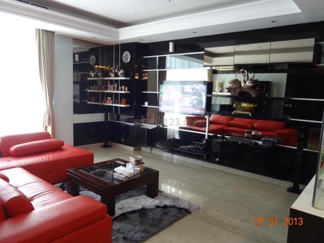 Apartemen Essence Darmawangsa 3BR Furnished Di Kebayoran Baru, Kebayoran Baru, Jakarta Selatan