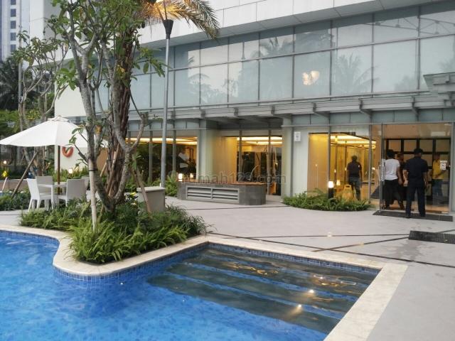 apartemen the mansion dukuh golf kemayoran lantai 26 view utara, kemayoran, jakarta pusat