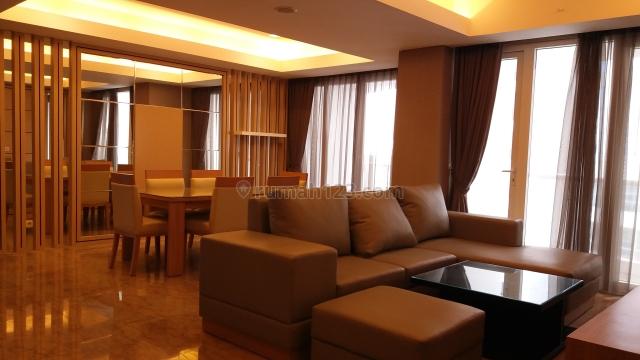 Royale SpringHill 3+2BR 192m2 Fully Furnished, Kemayoran, Jakarta Pusat