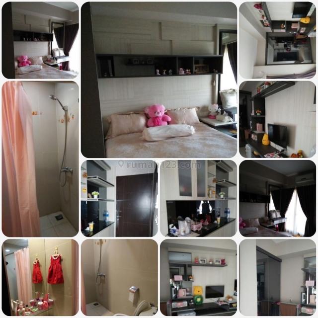 Apatemen Atria Studio samping mall SMS, Gading Serpong, Tangerang