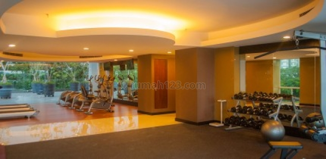 Apartemen U-Residence, Menyatu dg Supermall Karawaci & 3 Menit Jalan ke UPH, Lippo Karawaci, Tangerang