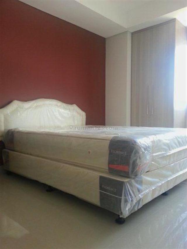 Apartemen Trivium Terrace Bekasi - 1 BR 34m2 Furnished, Cikarang, Bekasi