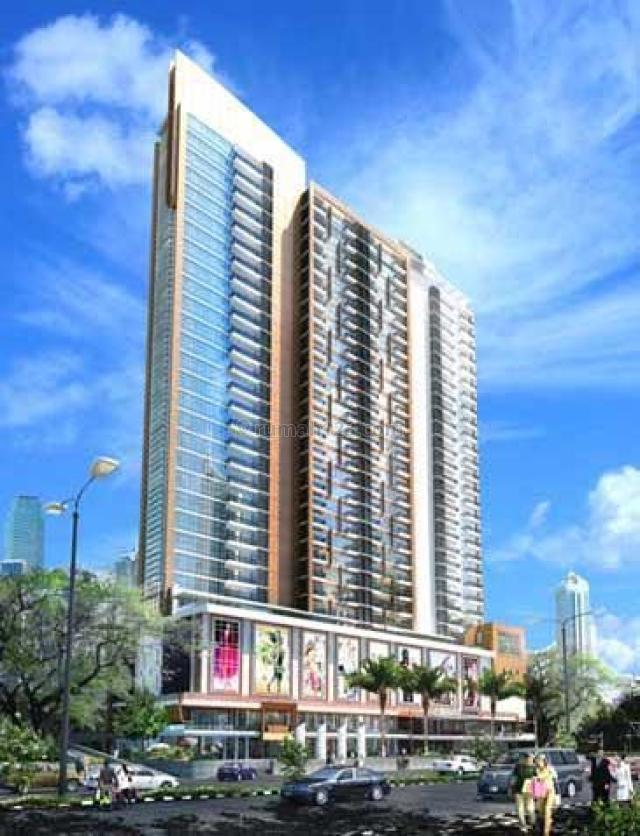 Nice apartment with city view in Kemang Mansion. Must see., Kemang, Jakarta Selatan