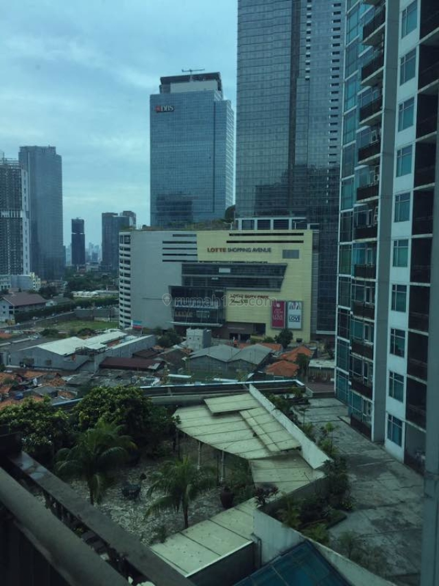 Apartemen Bellagio Kuningan, Kuningan, Jakarta Selatan