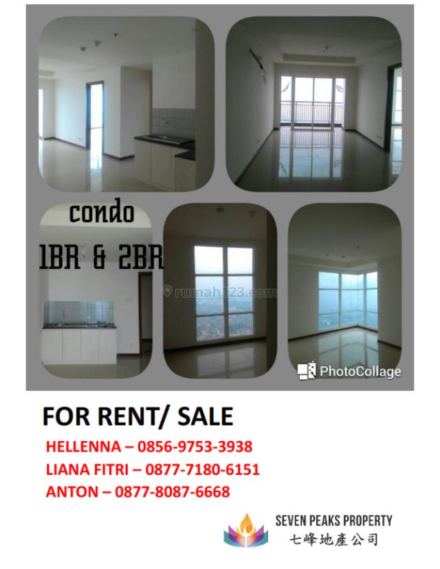Condominium Greenbay  SUPER MURAH, Pluit, Jakarta Utara