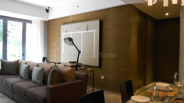 Verde Kuningan, 3 bedrooms, furnished, Kuningan, Jakarta Selatan