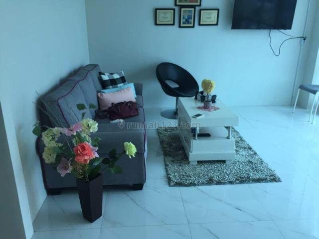 Apartemen 2BR Tifolia Lb. 45m2 Full Furnish Tinggal Masuk Kelapa Gading Jakarta, Kelapa Gading, Jakarta Utara