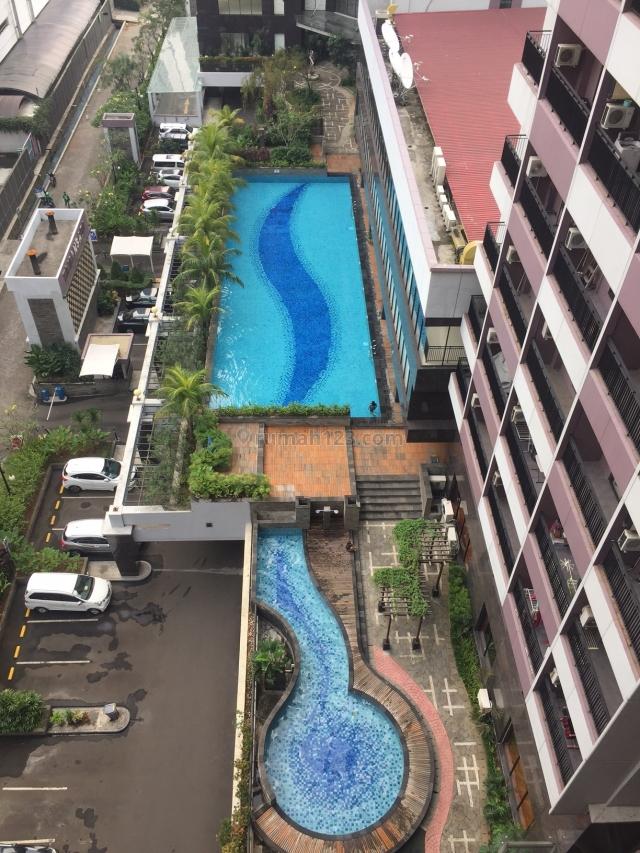 Taman Sari Semanggi, studio, fully furnished, Gatot Subroto, Jakarta Selatan