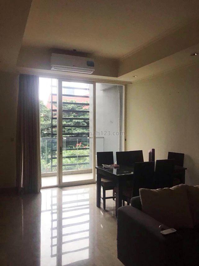 kan Apartemen Sudirman Residence 3BR - Setiabudi Jakarta Selatan, Setiabudi, Jakarta Selatan