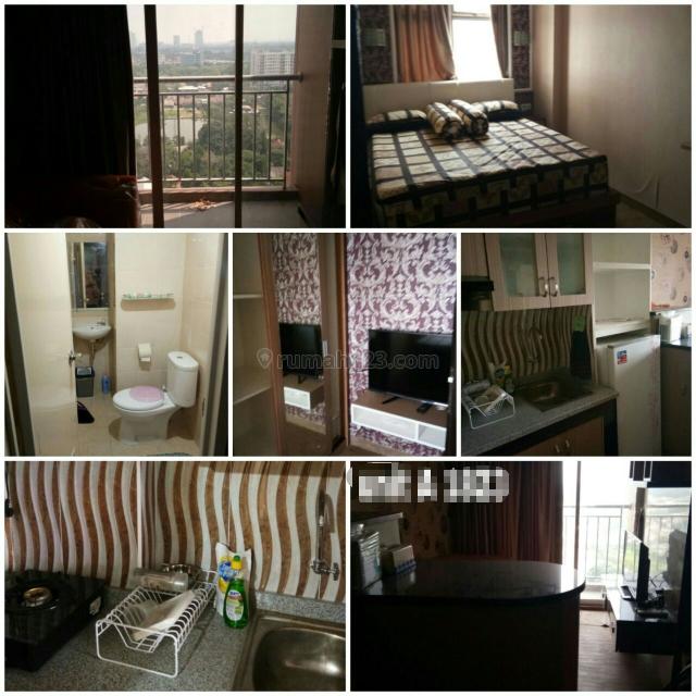(LL) Apartemen Serpong Green View Full Furnish Siap Huni, BSD, Tangerang
