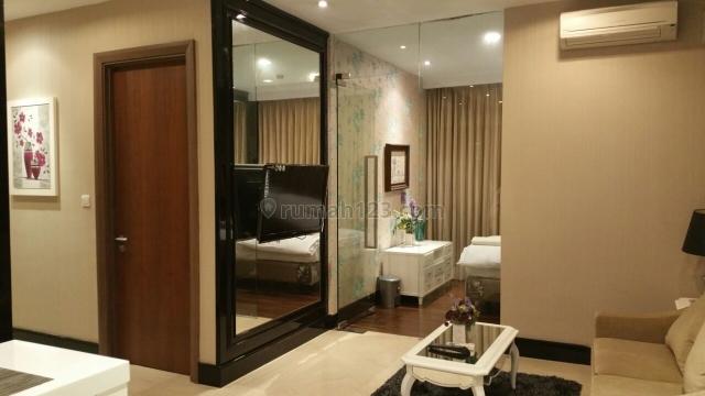 apartemen residence 8 @ Senopati LB 96 M2, Senopati, Jakarta Selatan