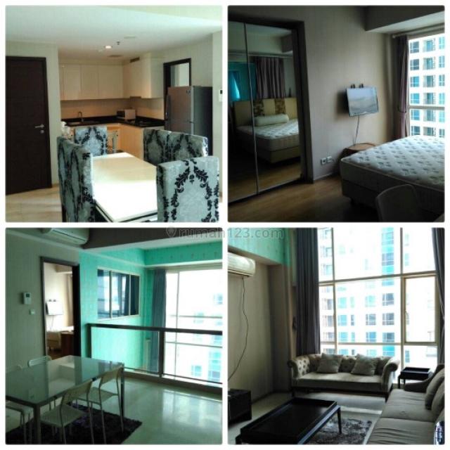 Apartemen Casa Grande type Loft (2 lantai) Murah, Cassablanca, Jakarta Selatan
