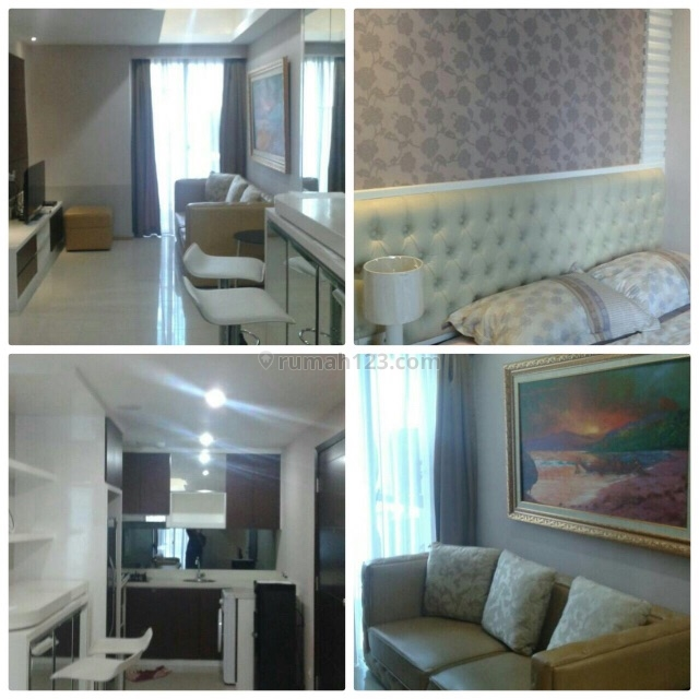 Apartemen Casa Grande Murah dan Bagus, Cassablanca, Jakarta Selatan