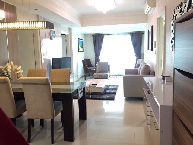 Apartemen Casa Grande Tower Montreal Bagus dan Murah, Cassablanca, Jakarta Selatan