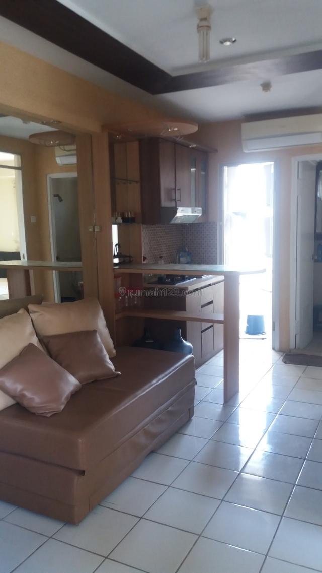 Apartemen Kelapa Gading Nias Type 2 Bedroom Full furnished Posisi Hoek, Kelapa Gading, Jakarta Utara