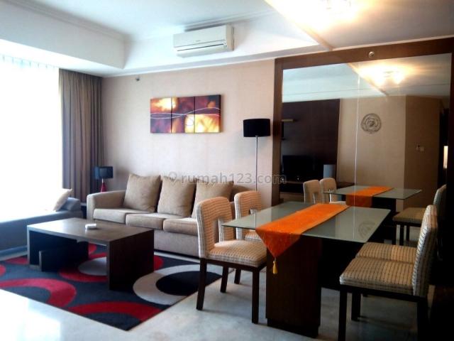 Apartemen Casablanca Furnished 1BR, Cassablanca, Jakarta Selatan
