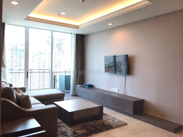 Apartemen Pakubuwono Residence ( 2 BR ), Jakarta Selatan, Kebayoran Baru, Jakarta Selatan