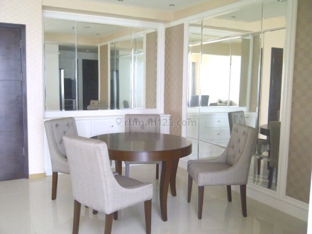 Apartemen Gandaria Heights type Loft (2 Lantai) Bagus dan Murah, Gandaria, Jakarta Selatan