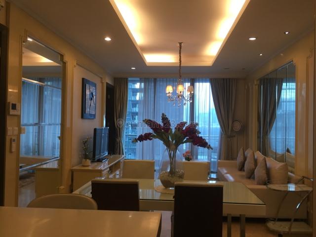 Apartemen Residence 8 Mewah dan Bagus, Senopati, Jakarta Selatan