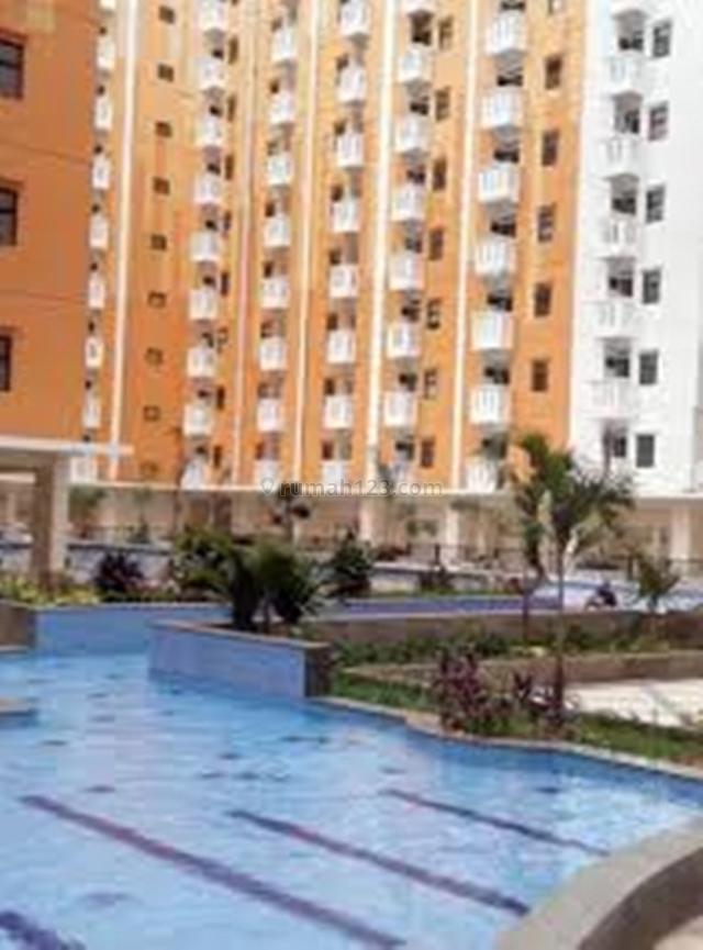 apartemen kemang view lantai 18, tower akasia dan flamboyan, 2 br unfurnish di bekasi bu owner nya, bekasi, bekasi