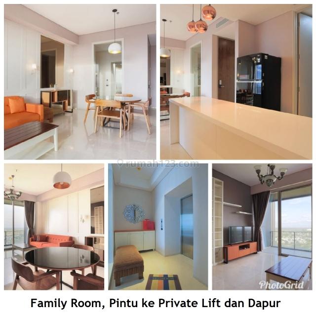 (LL) Apartemen Saumata Full Furnish Siap Huni di Alam Sutera, Alam Sutera, Tangerang